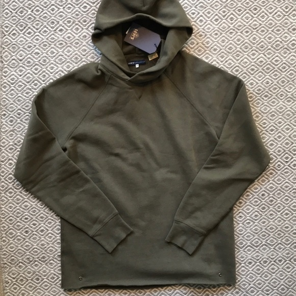 cd2f7beb3c LEVI S Made   Crafted Unhemmed Hoodie